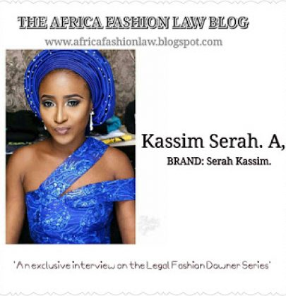 The Legal Fashion DOWNERS series with Serah Kassim