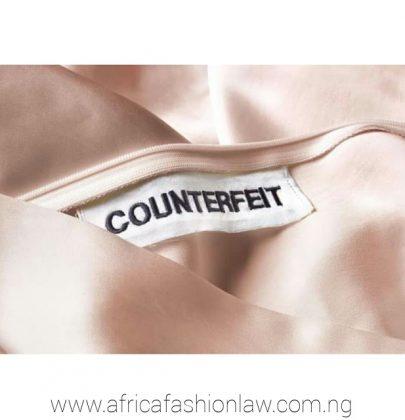 The Future of Africa Fashion- ERADICATING COUNTERFEIT FASHION
