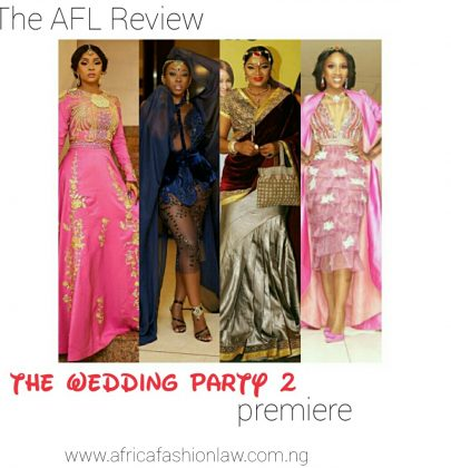 The AFL Review- The Wedding Party 2 Premiere