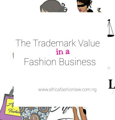 The Trademark Value in a Fashion Business