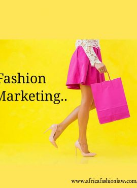 FASHION MARKETING- (What makes you go shopping? )