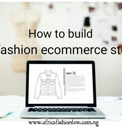 Fashion e-commerce (How to build a fashion ecommerce store)