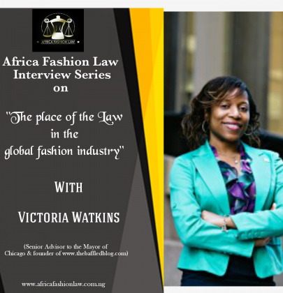 The place of the law in the global fashion industry with Victoria Watkins.