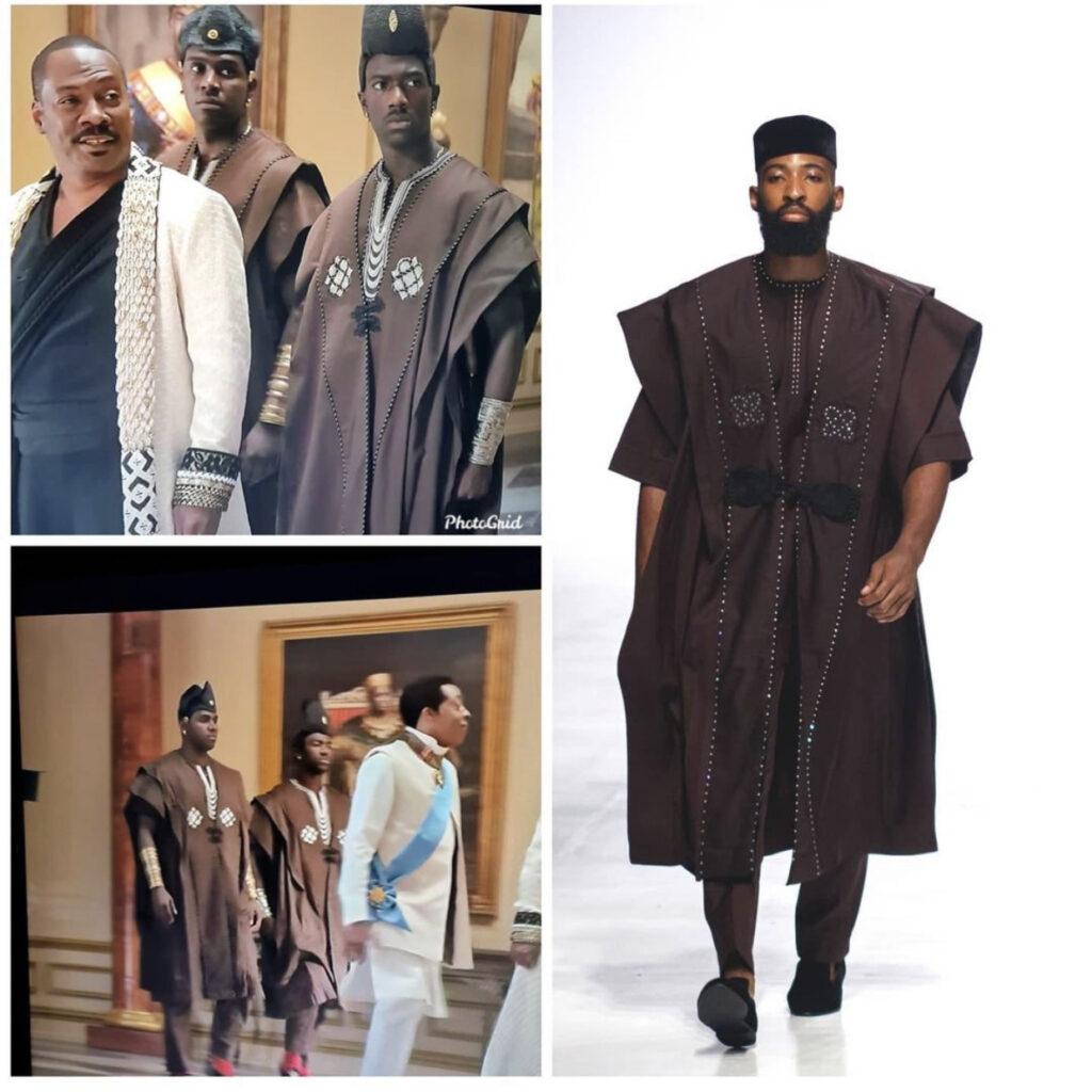 Cross Border IP Protection: Coming 2 America v. Ugo Monye's Reale Design